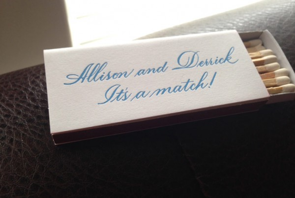 Marlean's Matchbook-Artwork