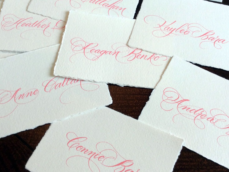 Bridesmaid-place-cards