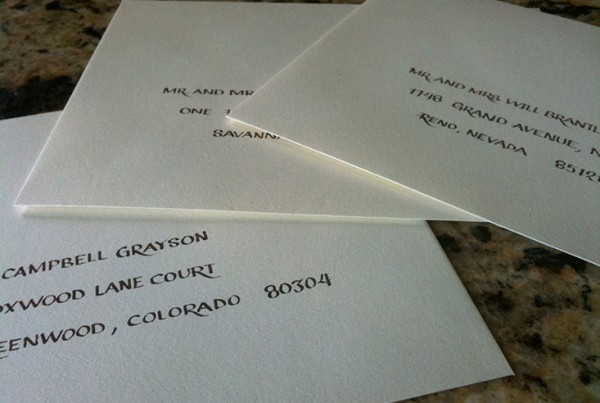 Block Script Envelopes
