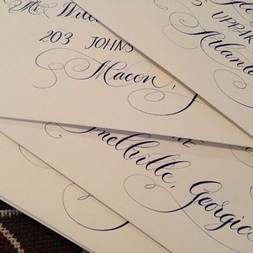 Hyper Flourished Envelopes