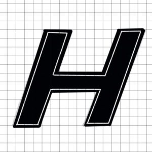 H with inline